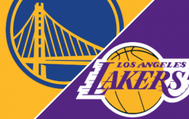 Game of the Week:  Warriors/Lakers
